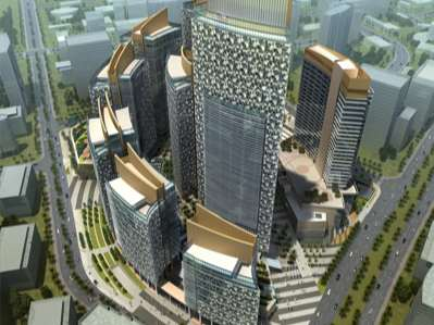 QATAR PETROLEUM HQ 5